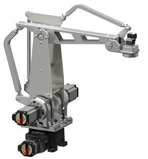 オリムベクスタ株式会社の垂直多関節ロボット