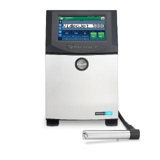 ビデオジェット社の産業用インクジェットプリンター