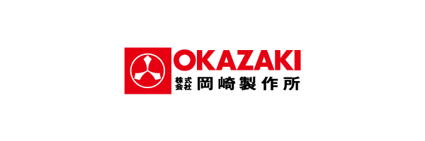 株式会社岡崎製作所-ロゴ