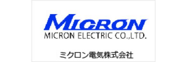 ミクロン電気株式会社-ロゴ
