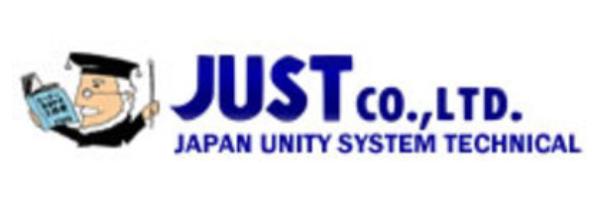 ジャスト株式会社-ロゴ